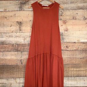 Free People Beach | Maxi Pocket Sleeveless Dress